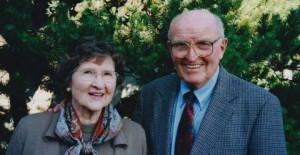 Betty and John Gray