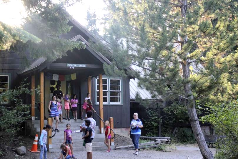 Suttle Lake Methodist Camp